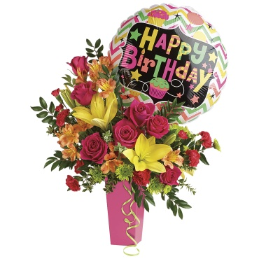 Birthday Bash Bouquet