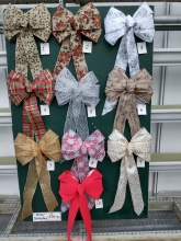 Standard Wreath Bows