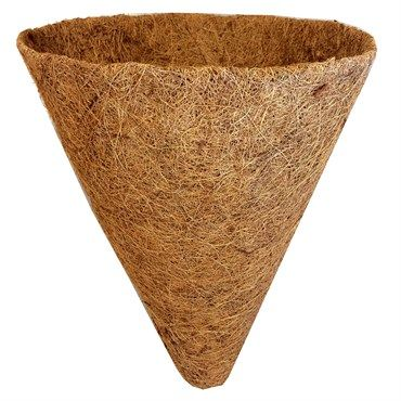 "Coco Liner for 12"" Cone Basket"